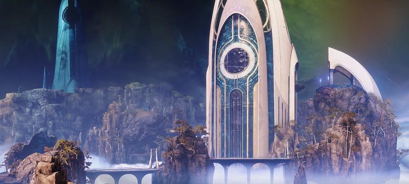 Красота Destiny 2 в стиле видео с канала National Geographic
