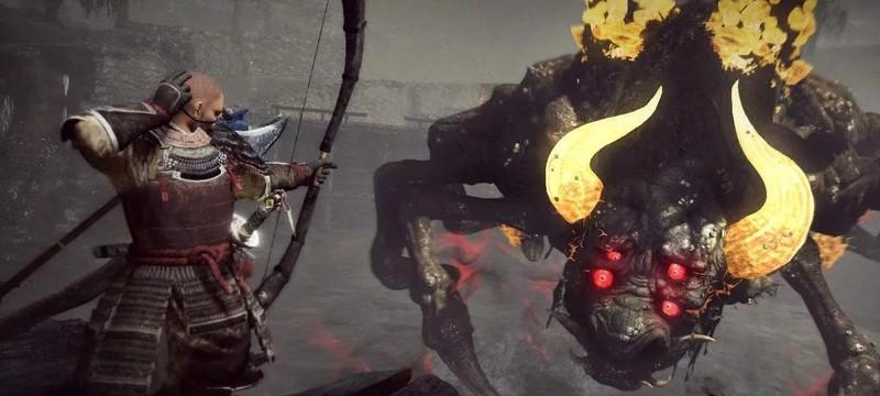 Духи-хранители на новых е скриншотах Nioh 2