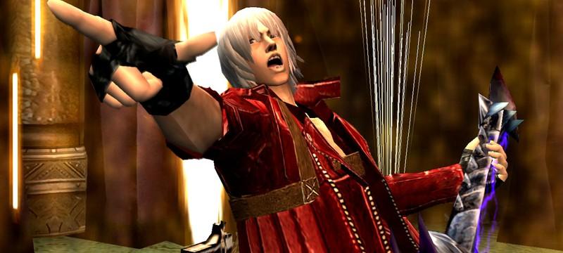 Видео: Свободное переключение стилей в Devil May Cry 3 для Switch