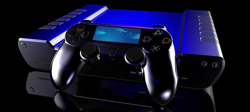 DualShock 5 будет совместим с PS4