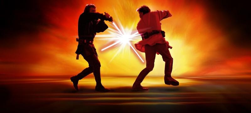 Вейдер против Палпатина в фанатском файтинге по вселенной Star Wars