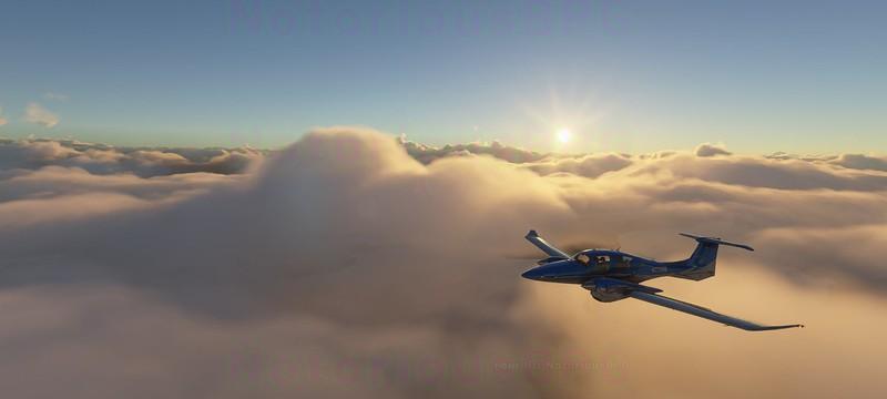 Работа со звуком в новом дневнике разработчиков Microsoft Flight Simulator