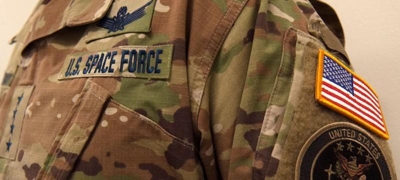 Пользователи Twitter раскритиковали униформу космических сил США