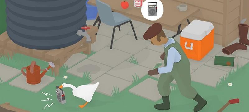 Untitled Goose Game стала идеей для нового набора LEGO
