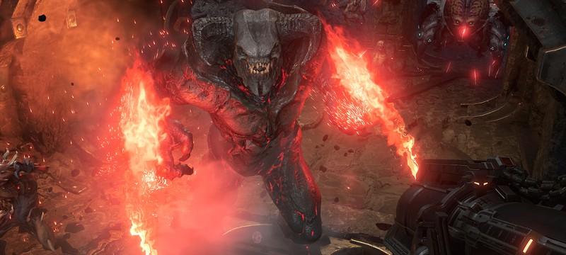 В два раза длиннее первой части: Много нового геймплея и подробностей Doom Eternal