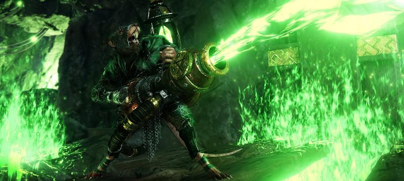 В Warhammer: Vermintide 2 появятся магазин с косметикой
