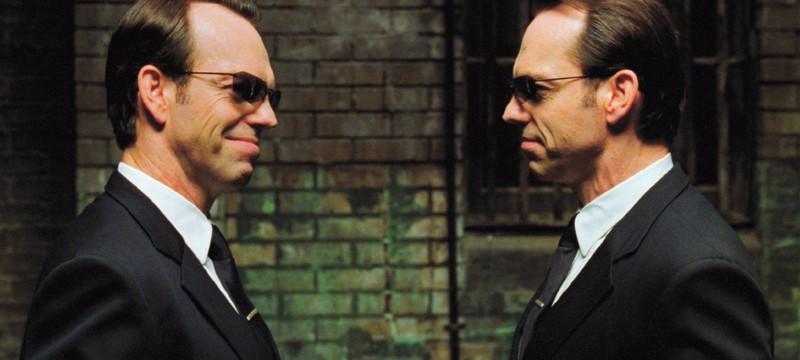 """Хьюго Уивинг не вернется к роли агента Смита в """"Матрице 4"""" из-за участия в театральной пьесе"""
