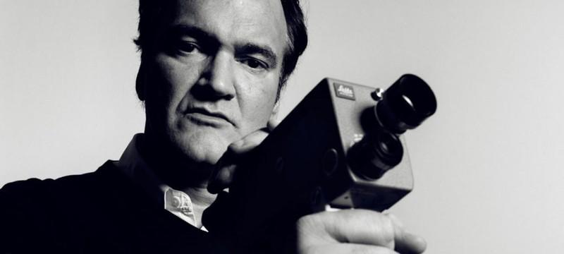 Квентин Тарантино взял паузу в карьере режиссера