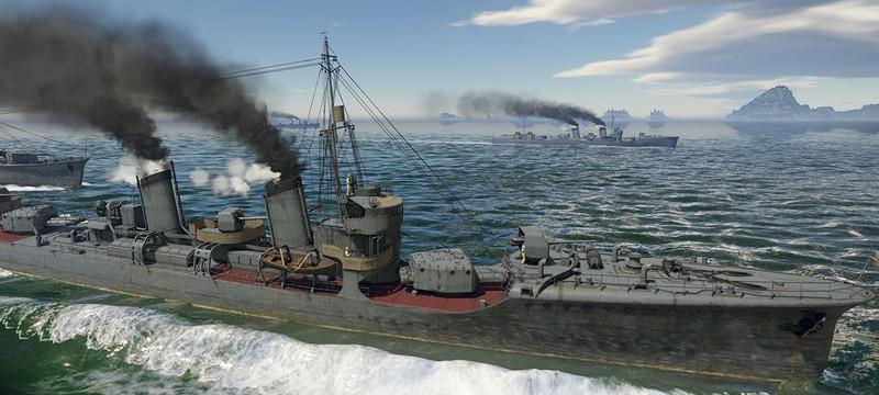 """Во втором сезоне режима """"Мировая война"""" в War Thunder появится флот"""