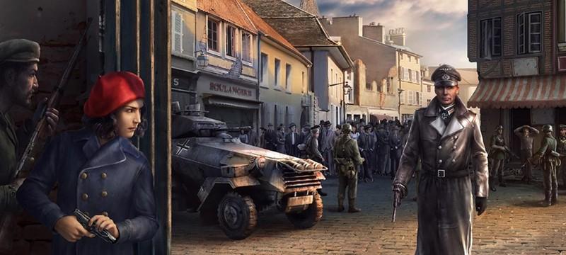 Шпионское дополнение La Resistance для Hearts of Iron 4 выйдет в феврале