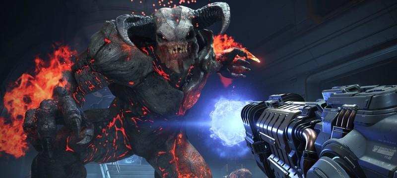 Геймдиректор Doom Eternal намекнул на выход шутера на PS5 и Xbox Series X
