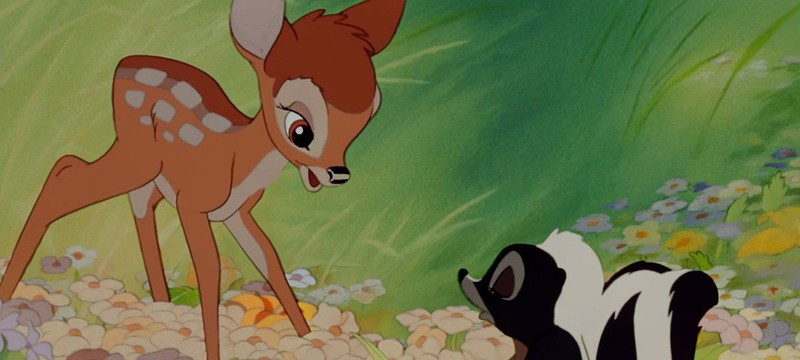 "СМИ: Disney снимет лайв-экшен по ""Бэмби"""