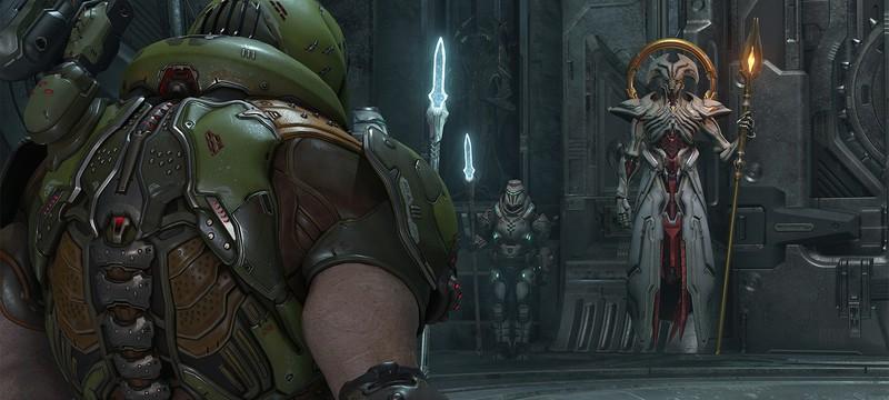Doom Eternal: о чем говорит интерьер личных апартаментов Палача