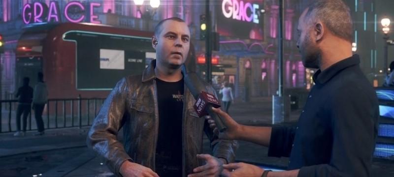 BBC взяло интервью у разработчика Watch Dogs Legion внутри игры