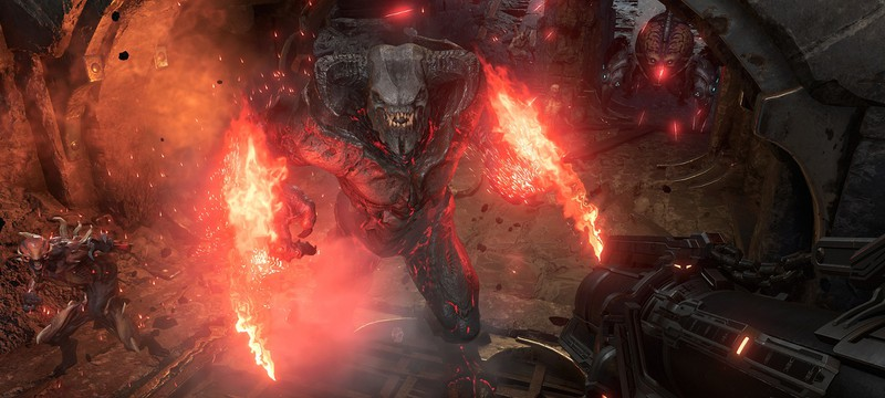 Doom Eternal получит трассировку лучей только после релиза