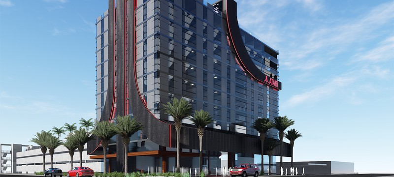 Atari откроет в США восемь тематических отелей