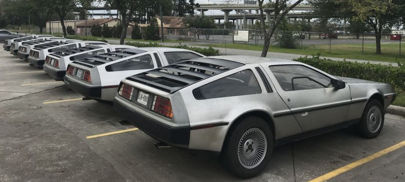"""DeLorean планирует возобновить производство культовой машины из """"Назад в будущее"""""""