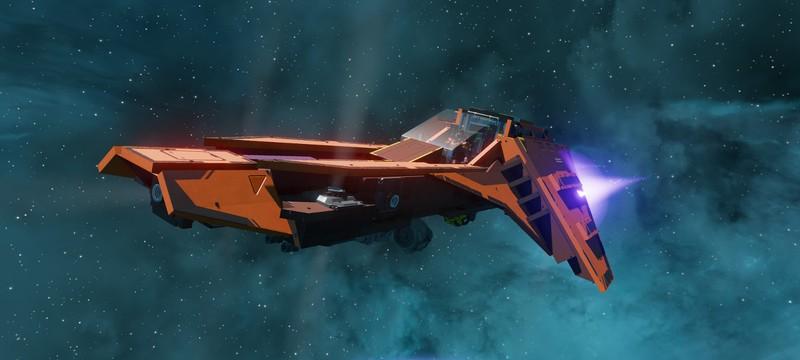 Новый трейлер космической MMO-песочницы Starbase