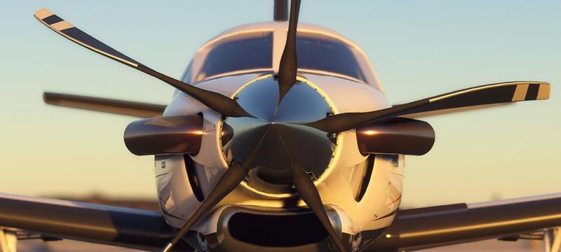 Красота не знает границ — десять коротких геймплейных роликов Microsoft Flight Simulator