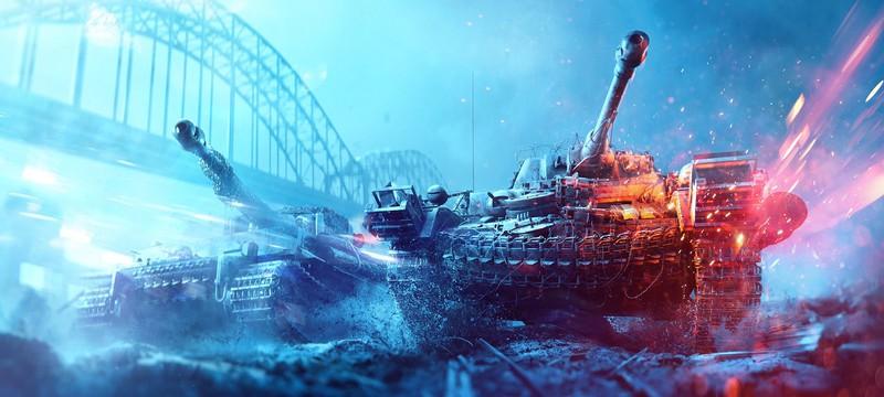 В Battlefield 5 скоро появится кастомизация танков