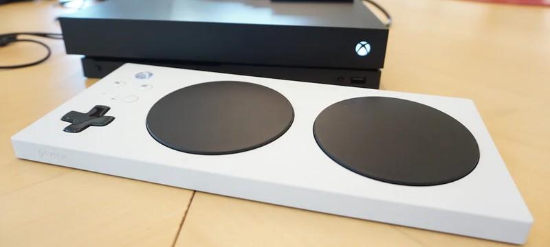 Энтузиасты создали адаптер для Xbox Adaptive, превращающий инвалидное кресло в контроллер