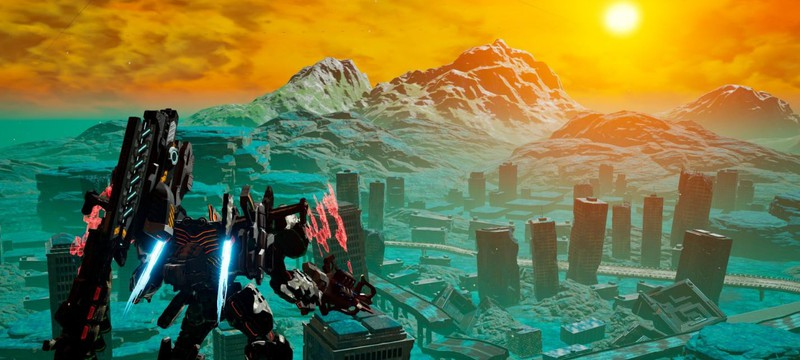 Daemon X Machina выйдет на PC в феврале