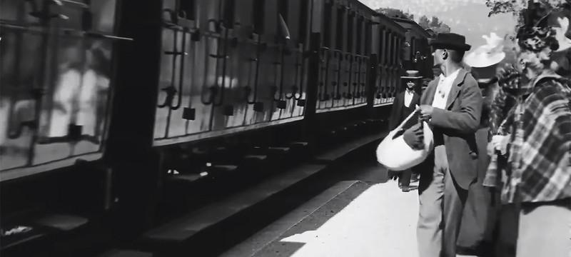 Нейросеть улучшила видео 1896 года до 4K-разрешения — выглядит, как современный ролик на смартфон