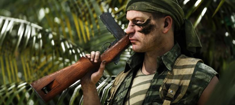 """Обновление """"Вглубь Джунглей"""" добавило в Battlefield 5 крокодила-убийцу"""