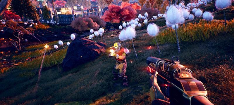 Первые скриншоты Switch-версии The Outer Worlds