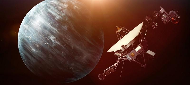 NASA починило Voyager 2 с расстояния 18 миллиардов километров от Земли