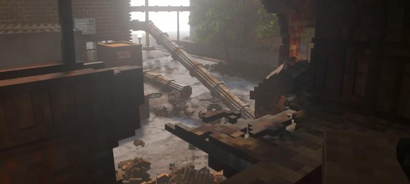 Новый геймплей воксельной песочницы Teardown