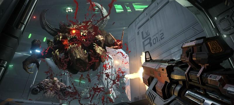 Видео: 45 зверских добиваний за 2 минуты в Doom Eternal