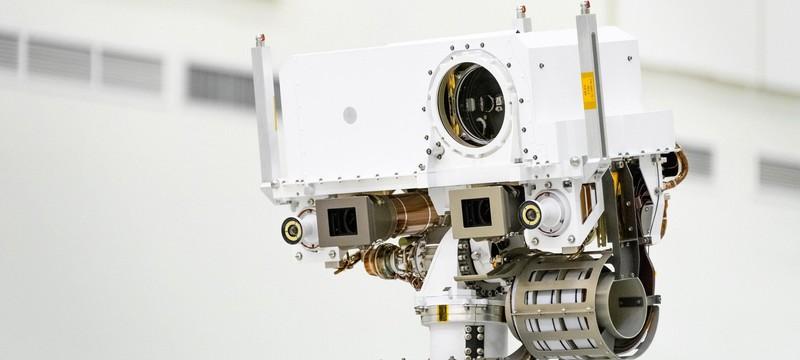 Лазер на ровере Mars 2020 сможет расплавлять объекты