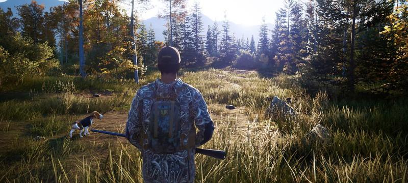 Сезон охоты открыт — состоялся анонс Hunting Simulator 2