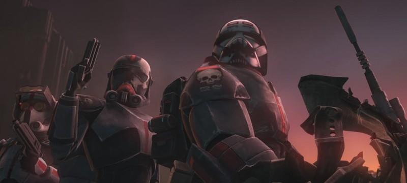 Отряд бракованных клонов в трейлере седьмого сезона Star Wars: The Clone Wars