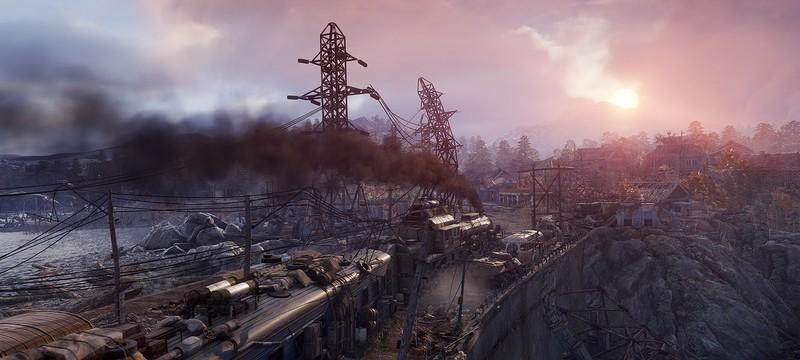 Metro Exodus продают в Steam с 40% скидкой