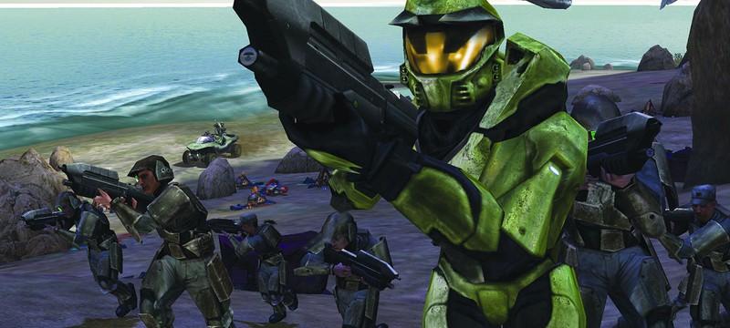 Первый геймплей улучшенной версии Halo: Combat Evolved Anniversary
