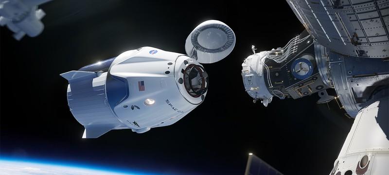Первые туристические полеты на Crew Dragon могут состояться уже в 2021 году