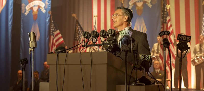 """Первый трейлер мини-сериала The Plot Against America от создателя """"Прослушки"""""""