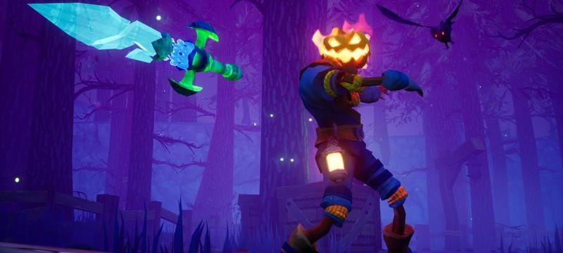 Мрачный фэнтезийный мир, зомби и победа над добром в первом трейлере экшена Pumpkin Jack