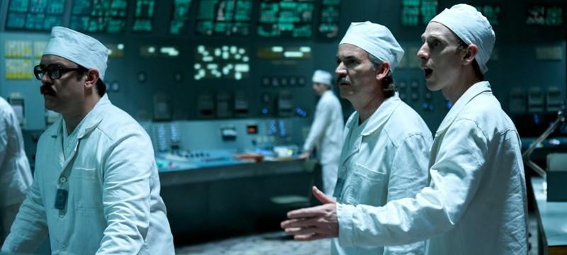 """Как создавались спецэффекты в сериале """"Чернобыль"""""""