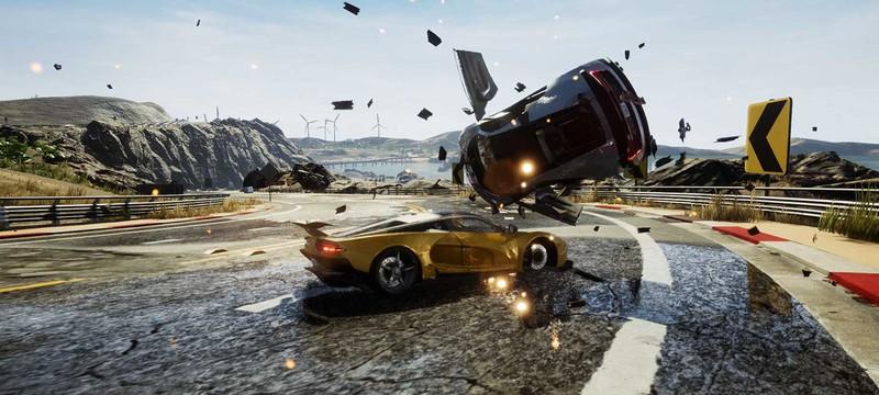 Анонсирована аркадная гонка Dangerous Driving 2