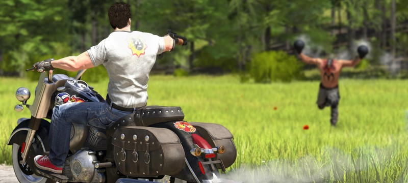 Devolver Digital показала отрывок геймплея Serious Sam 4: Planet Badass