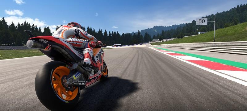 MotoGP 20 выйдет 23 апреля