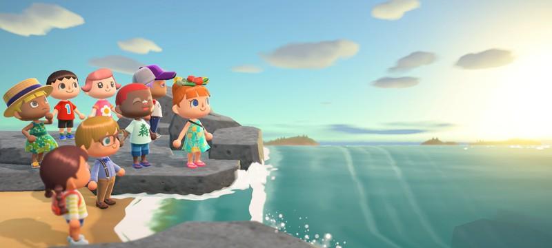 Новые подробности Animal Crossing: New Horizons с Nintendo Direct