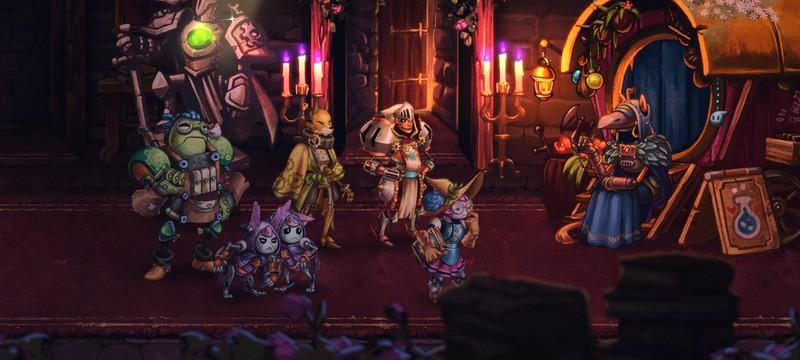 Подписчики Stadia Pro получат SteamWorld Dig 2 и SteamWorld Quest