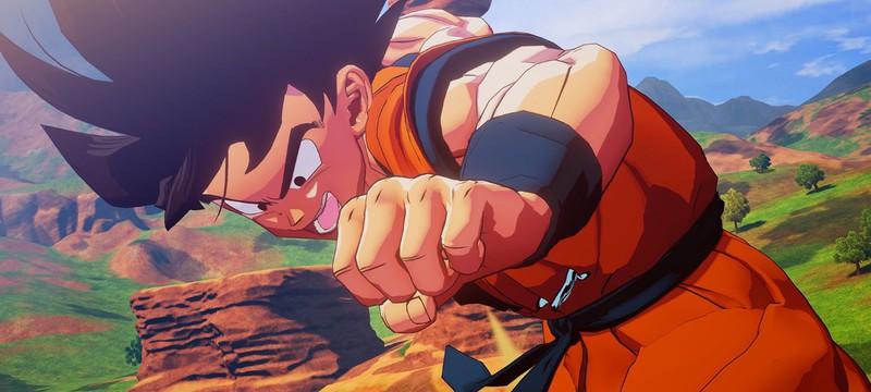 US-чарт: Лидером стала Dragon Ball Z Kakarot