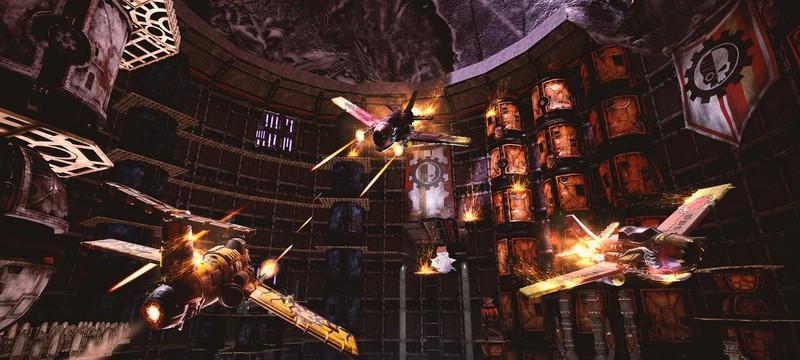 Воздушные бои орков — анонсирована Warhammer 40K: Dakka Squadron