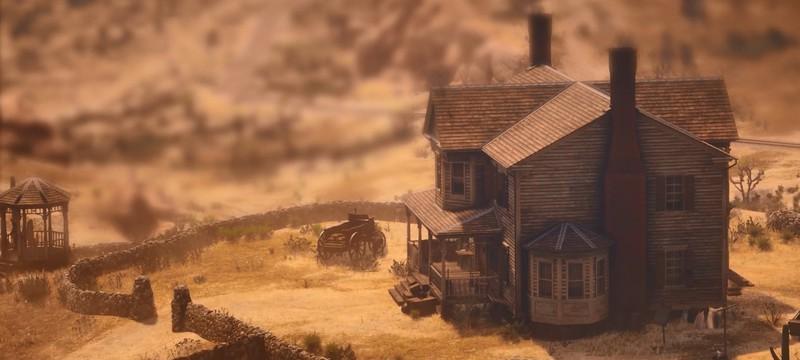 Видео: Миниатюрные локации из Red Dead Redemption 2