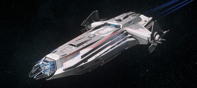 В Star Citizen появился самый долгожданный корабль